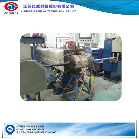 電纜護套生產線